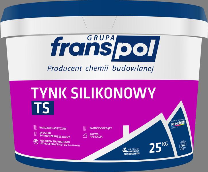 Tynk Silikonowy Ts Franspol