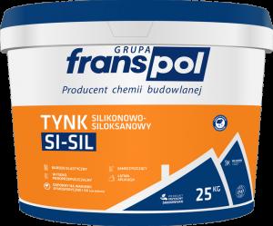 Tynk Silikonowo-Siloksanowy Si-Sil